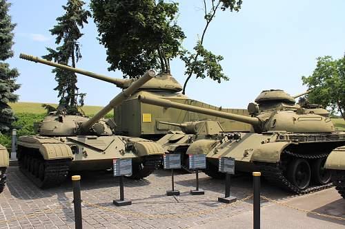 The Motherland Monument & The Ukrainian State Museum of the Great Patriotic War: Kiev, Ukraine.