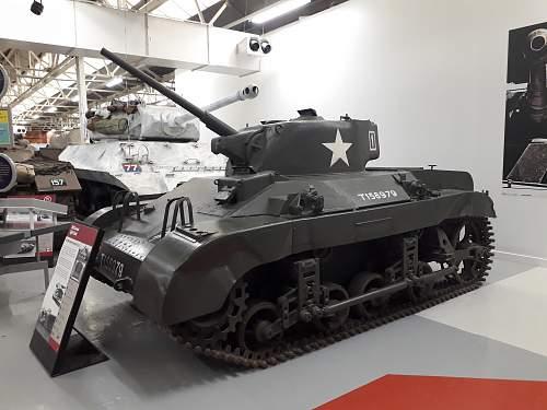 Bovington Tank Museum (UK)