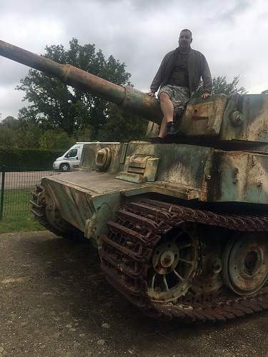 The End of Michael Wittmann