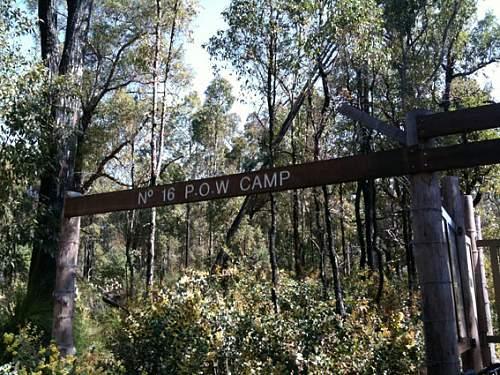 German/Italian POW Camp, Perth, Australia