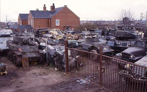 Budge Collection, Retford ... long ago and far away