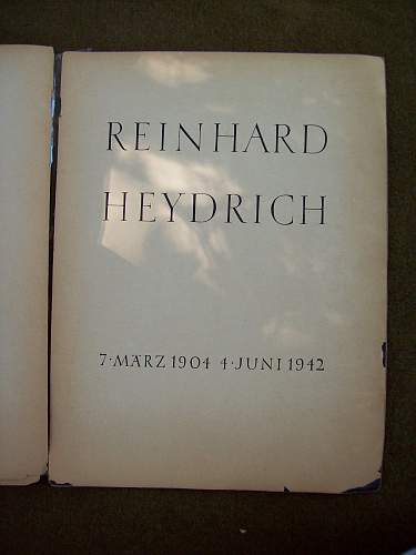 The Grave of Reinhard Heydrich