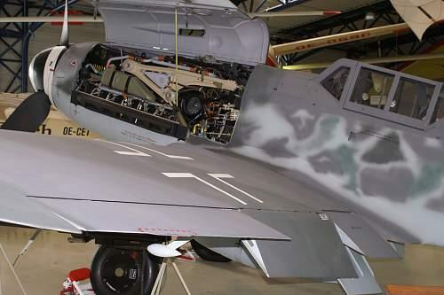 Aviation musem at Wiener Neustadt, A