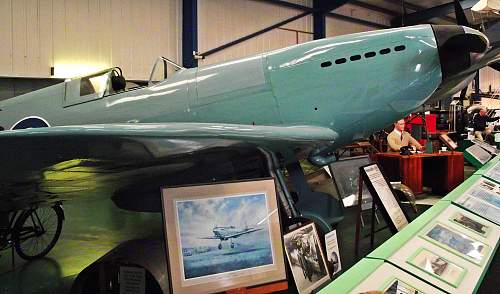 R J Mitchell and the Spitfires first flight 75th Anniversary today.