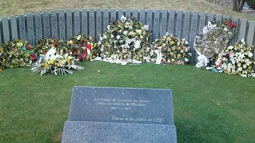 Ultramar War  Memorial