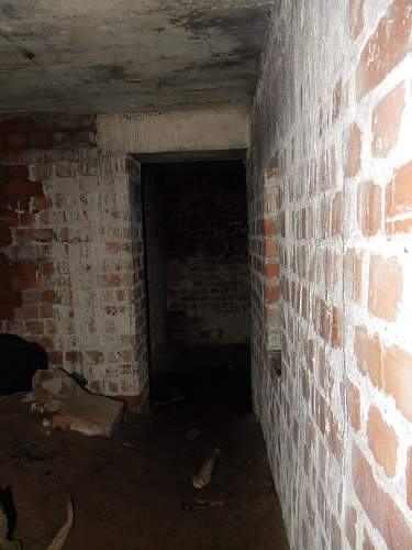 Montrose Air Field Command Bunker