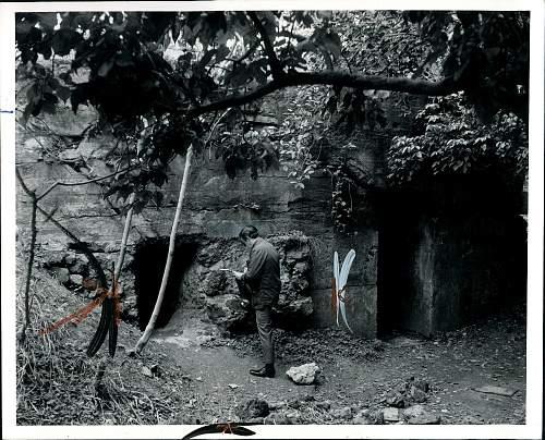 1960's Battlefield caving - Okinawa
