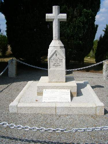 Resisitence Memorial Brittany