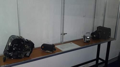 Visit to Combatent Museum