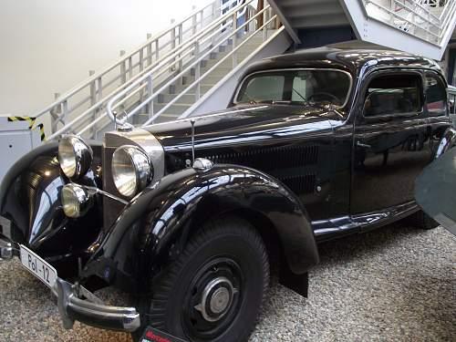 Karl Hermann Frank's car
