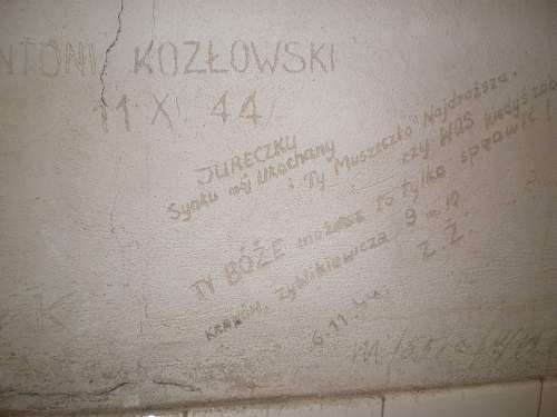Gestapo HQ Museum. Krakow, Poland.