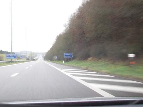 My visit to Northern France, WW1 sites and a mad dash around Europe in a day including Malmedy!
