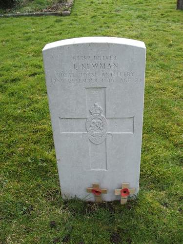 The Grave of a Field Marshall