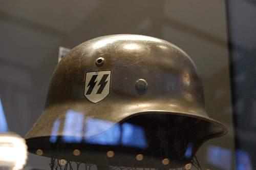 Danish Resistance Museum, Copenhagen, January 19, 2012.