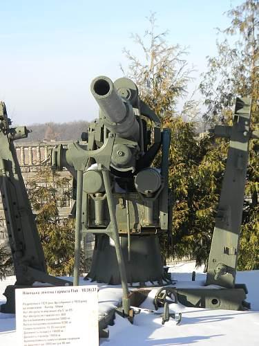 Lutesch Ukraine:  german 88 s