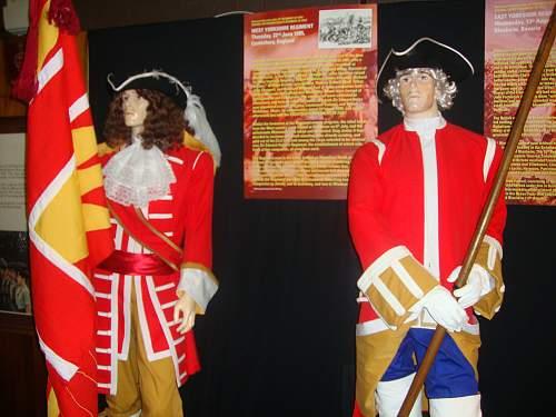 Regimental Museum,right next door!!