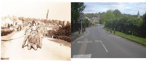 Wheatley Oxford Then & Now