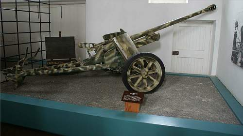 Jersey - Bunkers and guns