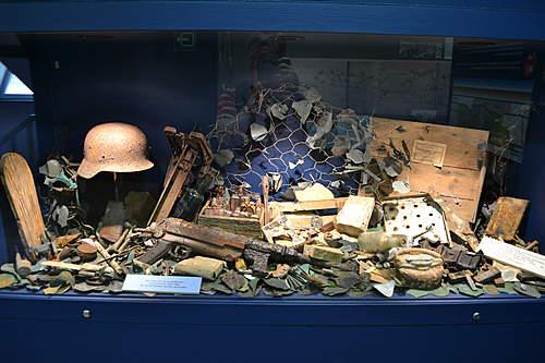 Visiting ATLANTIKWALL museum at Raversijde - Belgium