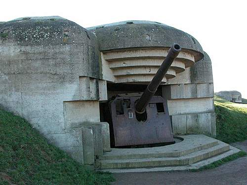 My first trip to Normandy