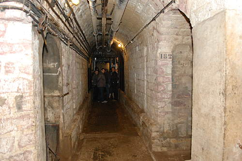 """Visiting """" Fort de Fermont """" Maginot Line in France ( 2011 )"""