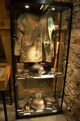 """SALM AND """"DU SAILLANT"""" BATTLE MUSEUM (DEC 44 - JAN 45) - Grand-Halleux Belgium"""