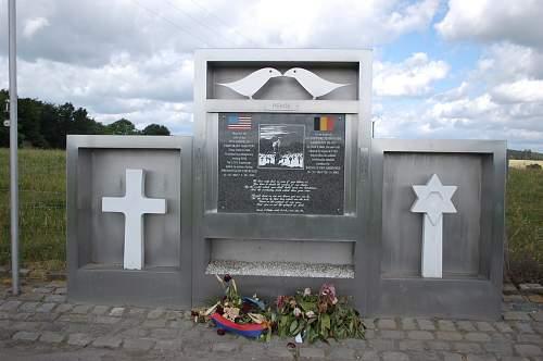 trip to Bastogne ( battle of the Bulge ) - Belgium