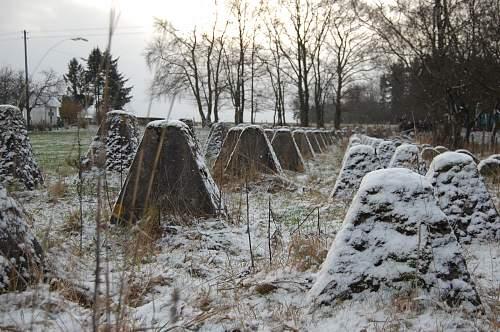 A piece of history : Westwall/Siegfriedline  -  Grosskampenberg ( Germany )