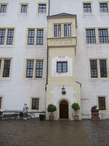 Our recent trip to Germany: Colditz, Torgau, Dresden Bundeswehr museum, etc.