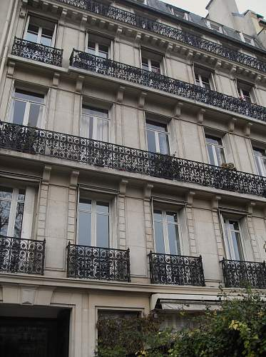 Gestapo Buildings in Paris