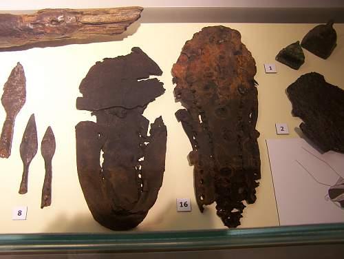 Museum: Roman archaeological museum - Aldenburgensis