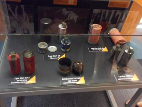 Museum : Viet Nam War Remnants Museum