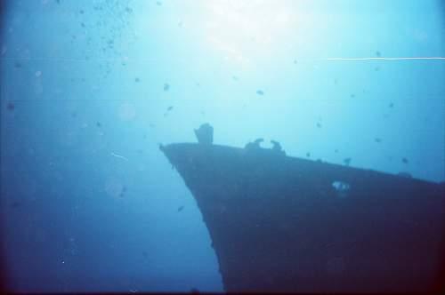 US Navy Yard Oiler 257 (YO-257)