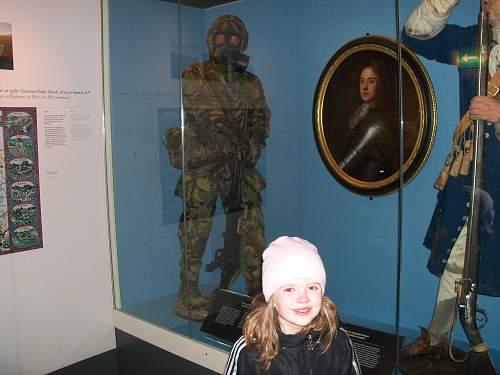 royal welsh fusiliers museum ,caernarfon castle