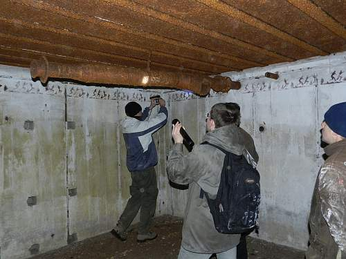 A Cherbourg bunker