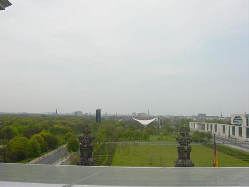 A trip to Berlin in 2005