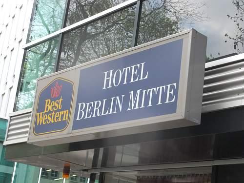Recent trip to Berlin !!