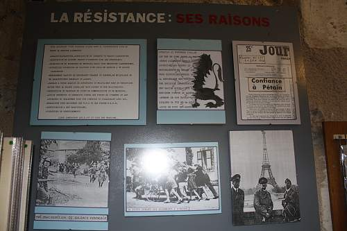 Museum of Resistance, Deportation and Liberation of Lot in Cahors France