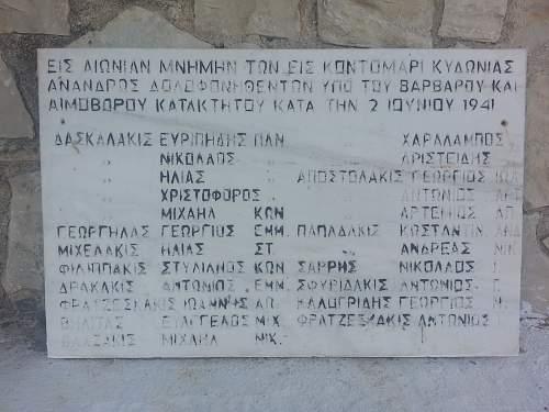 Crete Holiday 2013