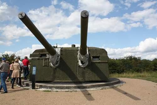 Gneisenau 150mm guns