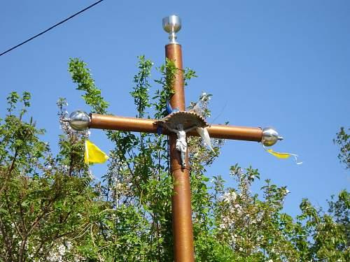 Roadside Crosses from Poland