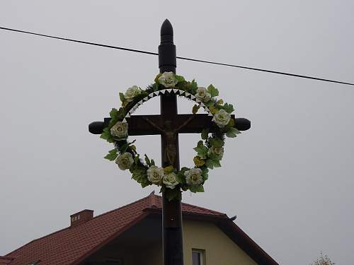 Roadside Crosses from Poland