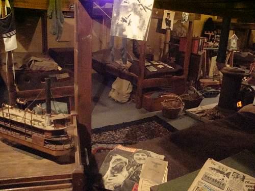 Eden Camp - POW museum