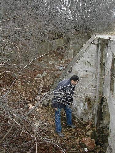 Fort 'NORTH BALAKLAVA'