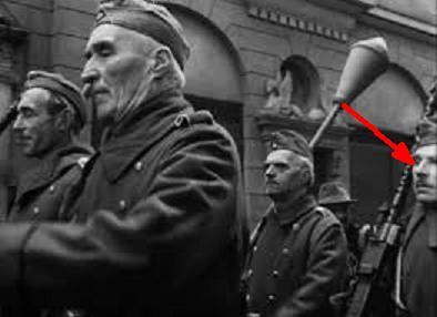post war Film or WW II  ??