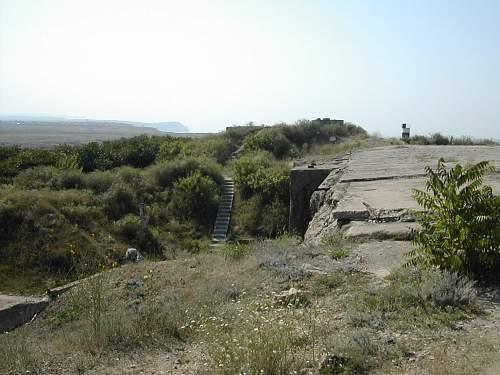 35th Coastal Battery - MAXIM GORKY II - SEVASTOPOL