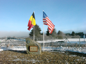 Elsenborn Ridge Monument