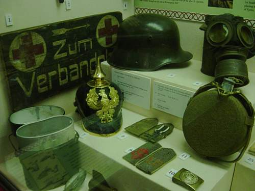 The Staffordshire Regt Museum