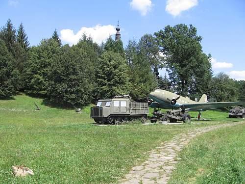 Dukla war museum
