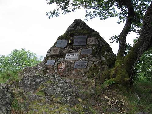 Monument to the Bavarian Jagers
